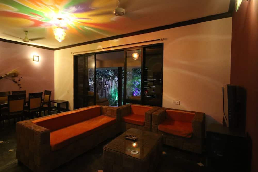 3 Bedroom Private Garden Villa - Living Area