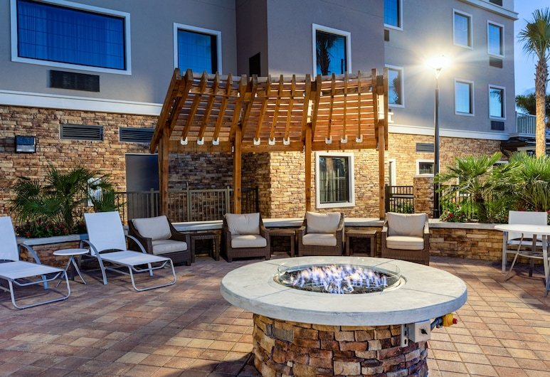Staybridge Suites Fort Lauderdale Airport - West, Hollywood, Terrace/Patio