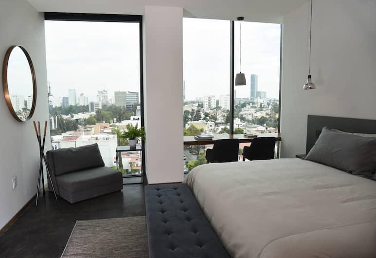 Suites BQ, Guadalajara, Executive Suite D, Oda