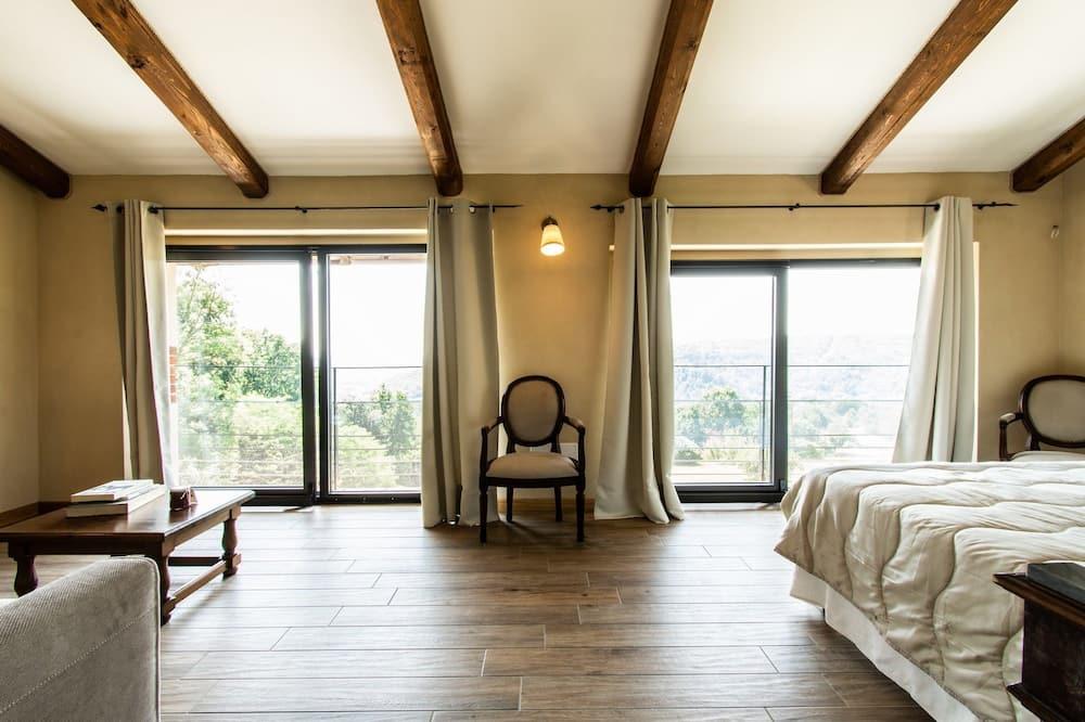 Apartmá (Lavanda) - Pokoj