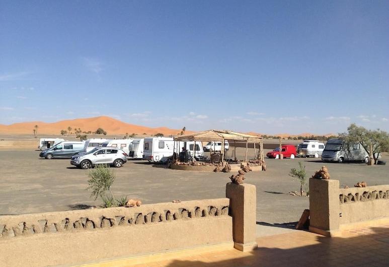Secret Du Sahara, Errachidia, Vchod do hotela