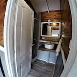 Cabane Supérieure - Salle de bain
