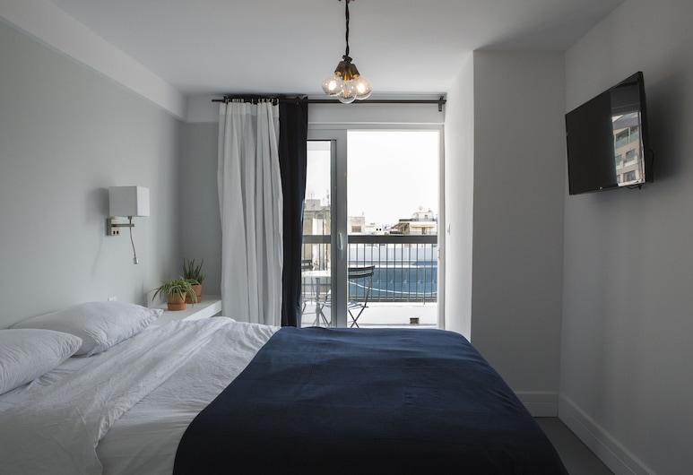 10 Petraki, Αθήνα, Διαμέρισμα (3 level, Acropolis View), Δωμάτιο επισκεπτών