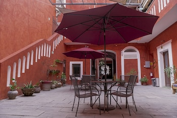 Foto El Descanso Catedral Hotel  di Puebla