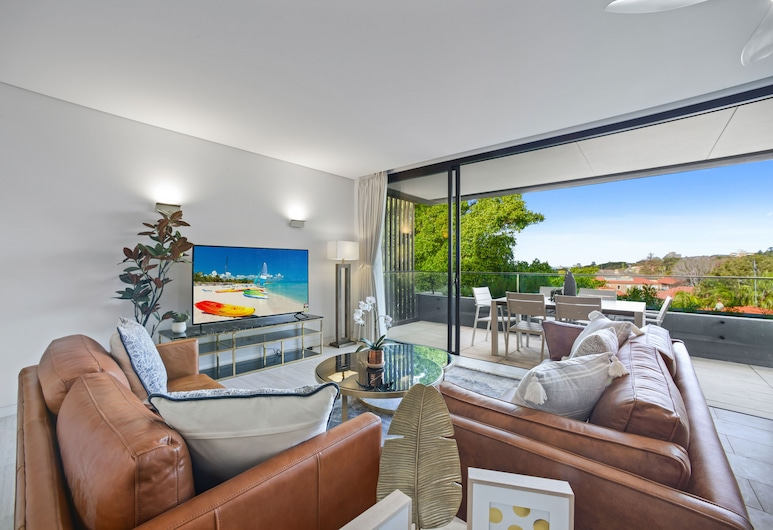 HomeHotel Ultra Luxurious 3 Bedroom Penthouse, Μπέλβιου Χιλ, Διαμέρισμα, 3 Υπνοδωμάτια, Περιοχή καθιστικού