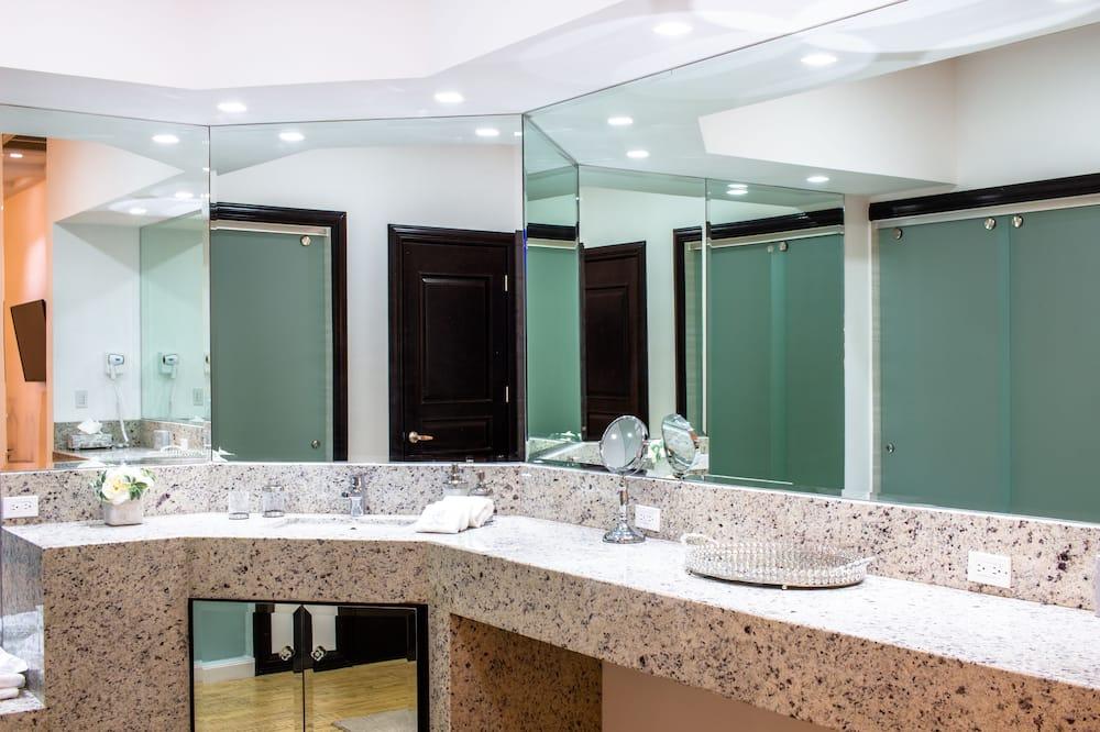 Master Suite - Bilik mandi