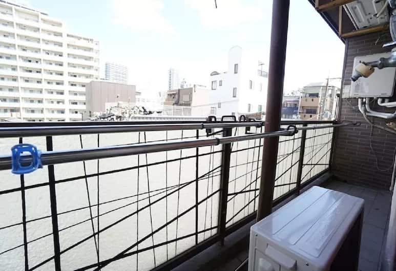 ハイツ松屋町 410, 大阪市, アパートメント, テラス / パティオ