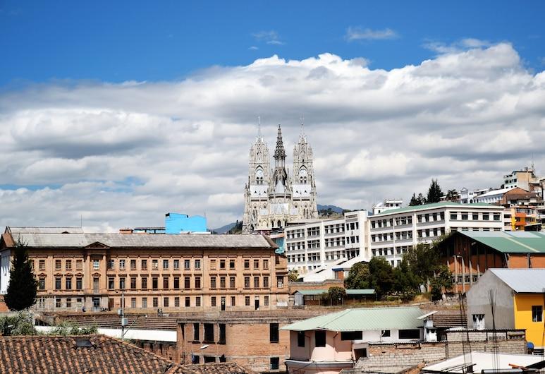 Hostal Brilliant, Quito, Terrace/Patio
