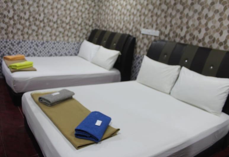 アマン プリ ホテル, クアラルンプール, 4 人部屋, 部屋
