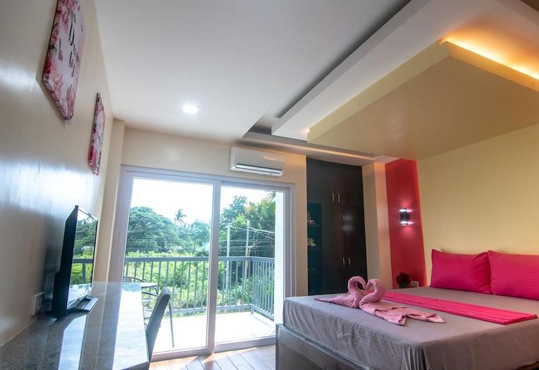 Casa Nistal, Panglao Island, Junior Suite, Balcony, Guest Room