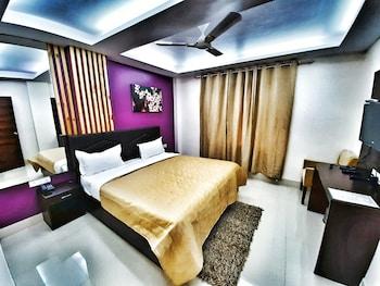 Φωτογραφία του Hotel Aerocity Purple Orchid, Νέο Δελχί