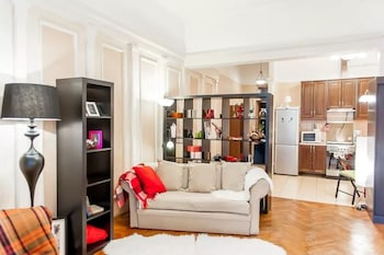Picture of Apartment on Bolshoy Gnezdnikovskiy 10 in Moscow