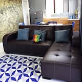 Căn hộ Tiêu chuẩn, 1 phòng ngủ - Phòng khách