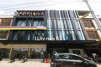 Pekanbaru bölgesindeki Wisma 63 resmi
