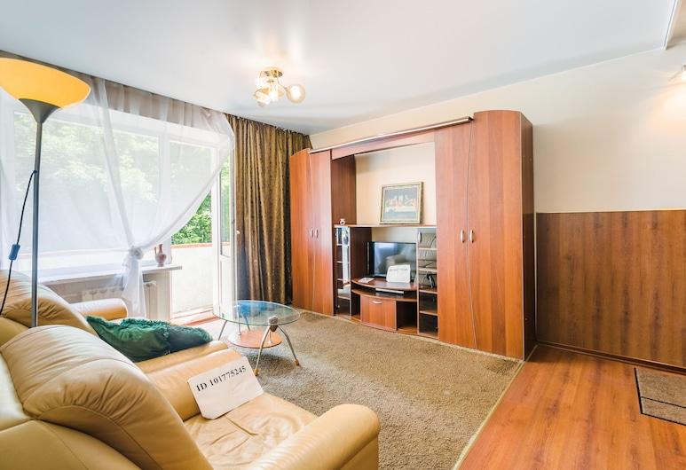 Apartment on Ogorodnaia Sloboda 10, Moskwa