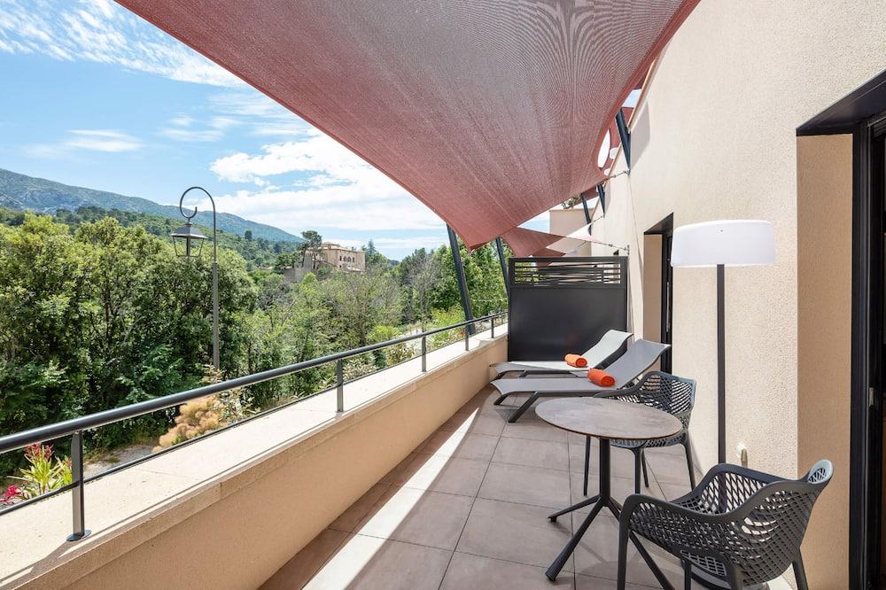Suite (Prestige) - Vue depuis le balcon