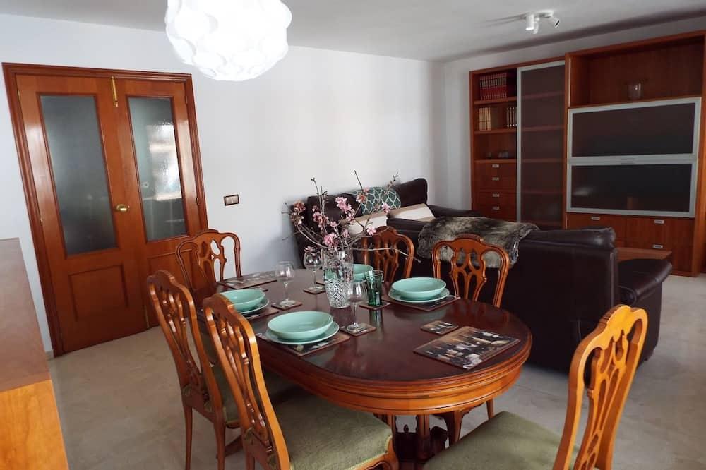 Appartement, 4 chambres - Coin séjour