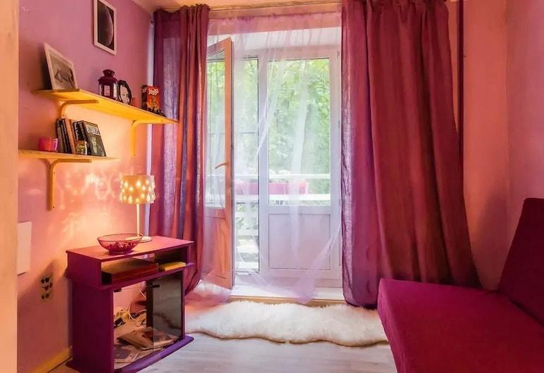 Apartment on Bolshaya Polyanka 28, Moskwa, Apartament, Salon