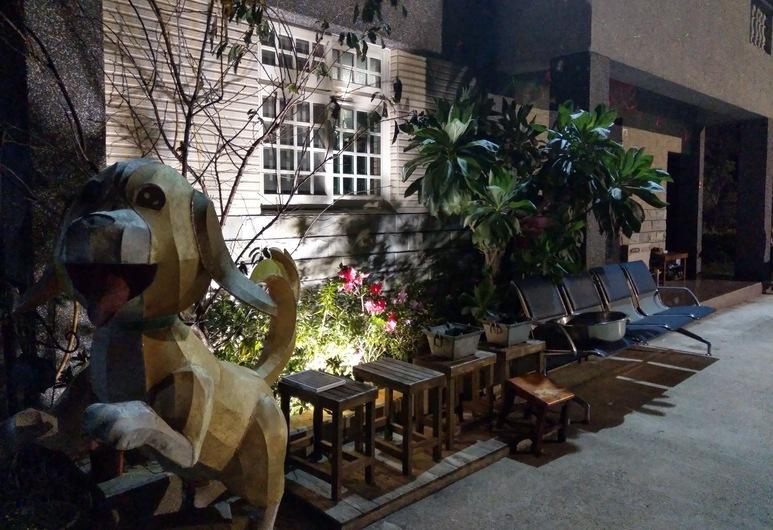 Kinmen Good Places, Jinning, Terraço/Pátio Interior