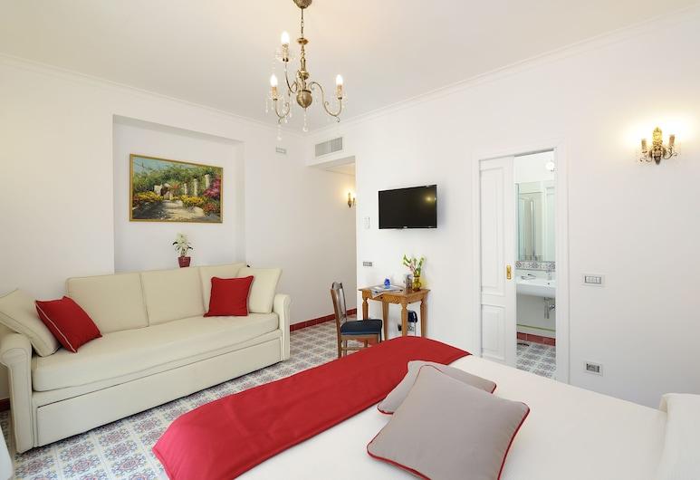 Residenza Luce, Amalfi, Superior Double Room, Balcony, Guest Room