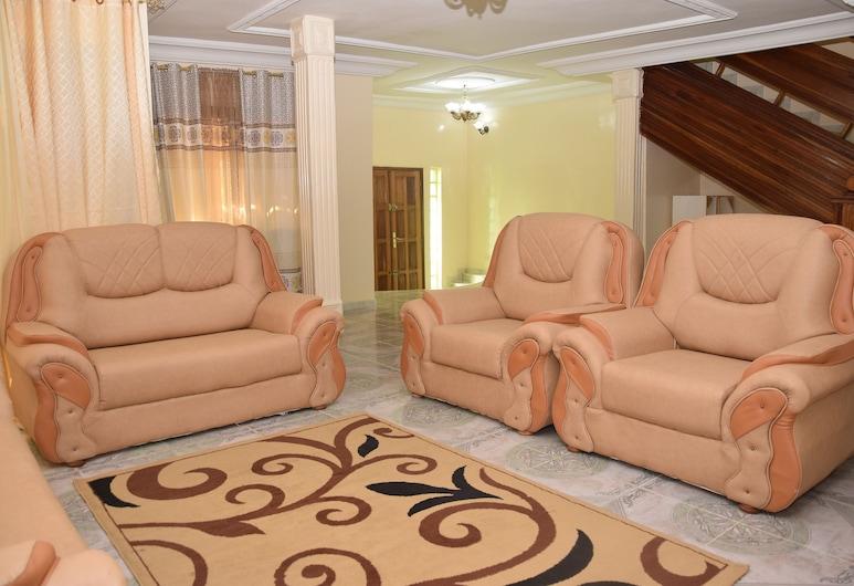 寶石住宅公寓酒店, 達卡, 櫃台