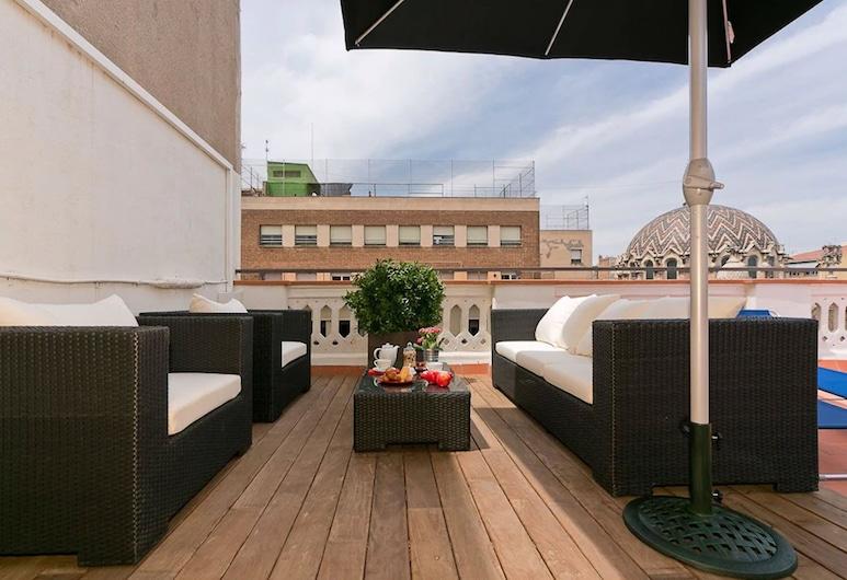 巴塞隆拿卡斯佩羅卡莫拉公寓酒店, 巴塞隆拿