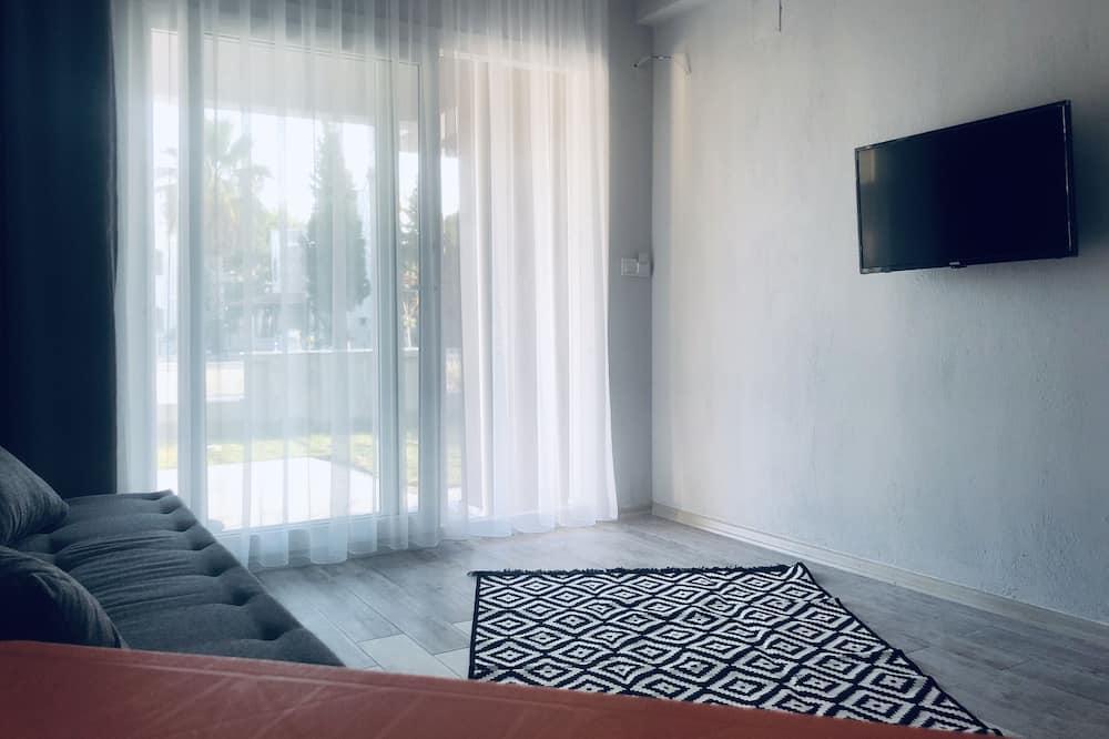 Apartamento Básico, 2 Quartos - Área de Estar