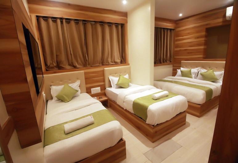 麥地那皇宮酒店, 孟買, 家庭套房, 客房