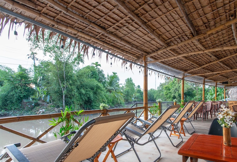 Homestay Songngu Pisces, Can Tho, Terras