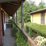 Habitación doble Deluxe, balcón - Balcón