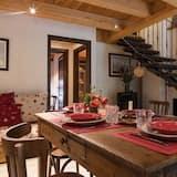 شقة عائلية - تناول الطعام داخل الغرفة