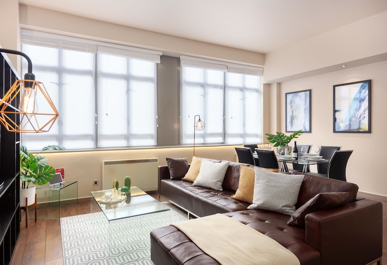 Lawrence House Serviced Apartments by TheSqua.re, London