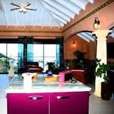 Apartman, pogled na more - Dnevna soba