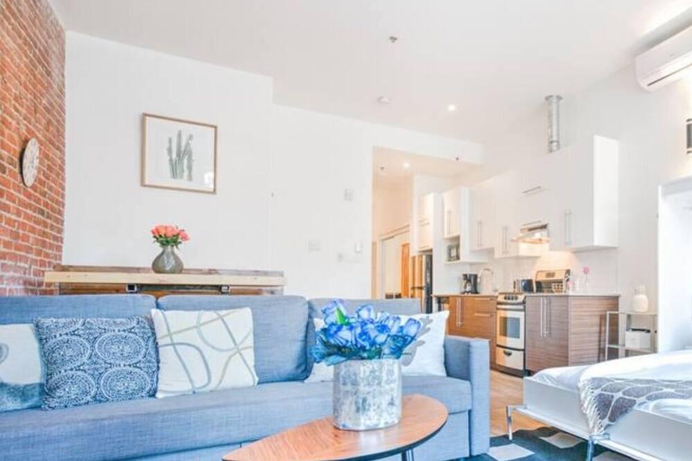 Appartement (0 Bedroom) - Coin séjour