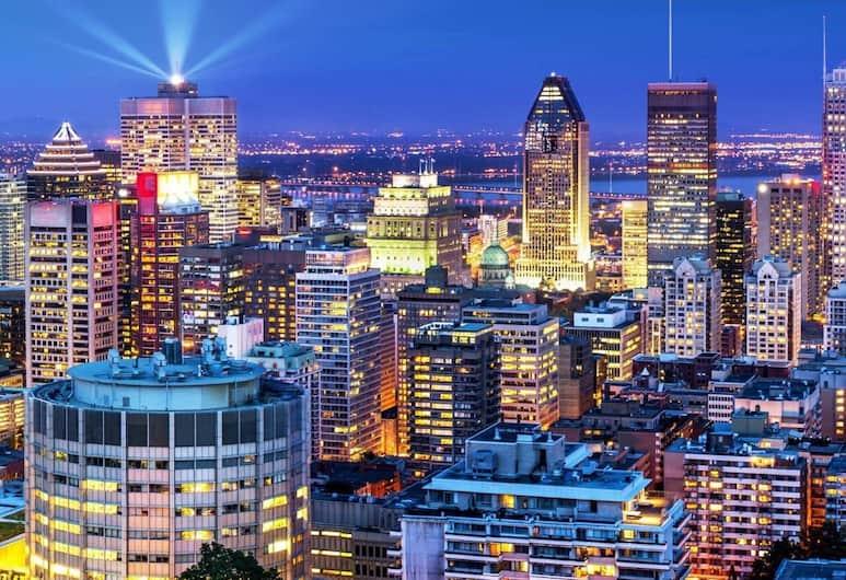 Downtown Central by Liv MTL - 302, Montréal, Extérieur