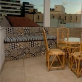 Double Room, Balcony (Plus) - In-Room Dining