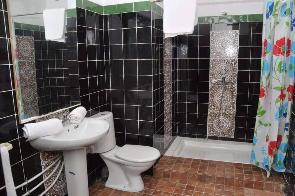Studiolejlighed - Badeværelse