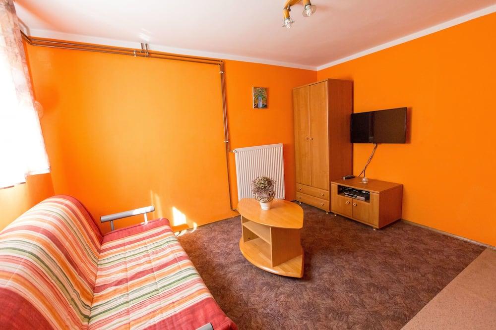 Departamento, 1 habitación (Terra) - Sala de estar