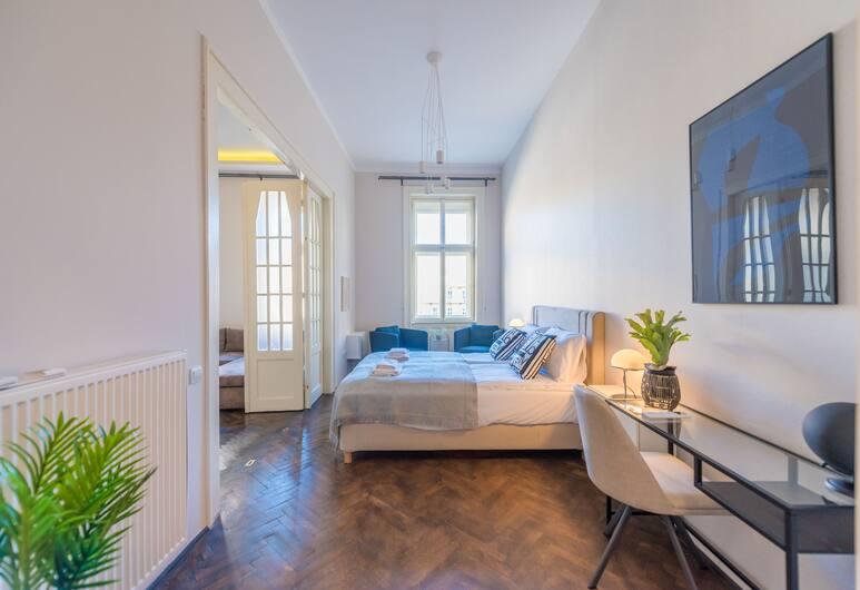 Oasis Apartments - Paulay Ede Street, Budapeszt, Apartament, Pokój