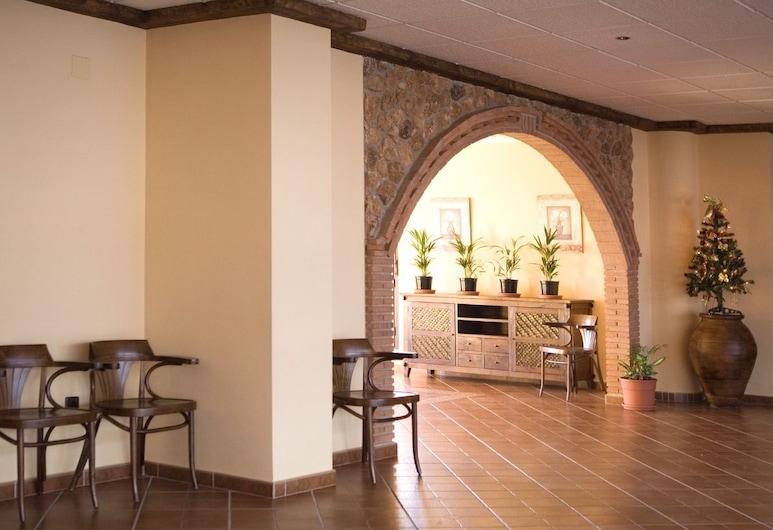 Hotel Restaurante Cerrillo de San Marcos, Diezma, Recepce