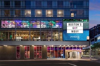 תמונה של Moxy Boston Downtown בבוסטון