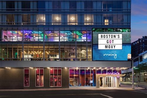 波士頓市中心莫西酒店/