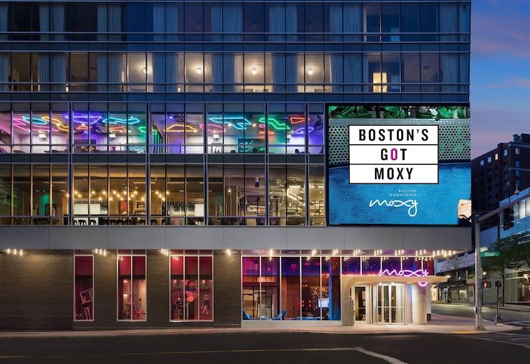 Moxy Boston Downtown, Boston