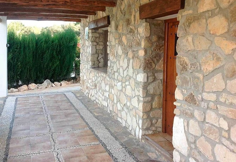 Casa Cazorla, Castril, Peauks