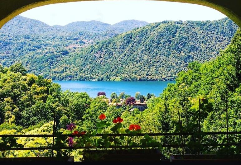 Aula Arcobaleno, Pettenasco, Suite, Lake View (Aularcobaleno Verde), Guest Room