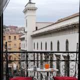 Dvivietis kambarys su patogumais, balkonas - Išorė