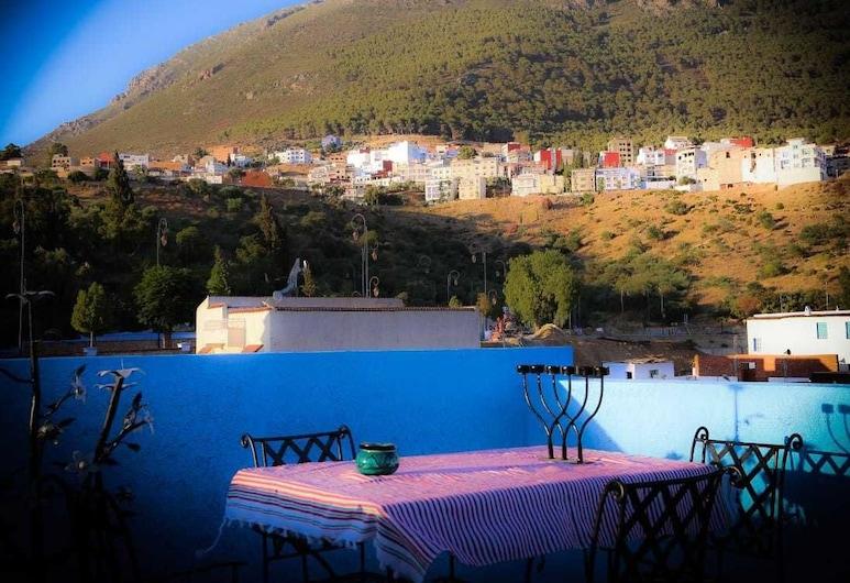 Casa Nouryan, Chauen, Terraza o patio