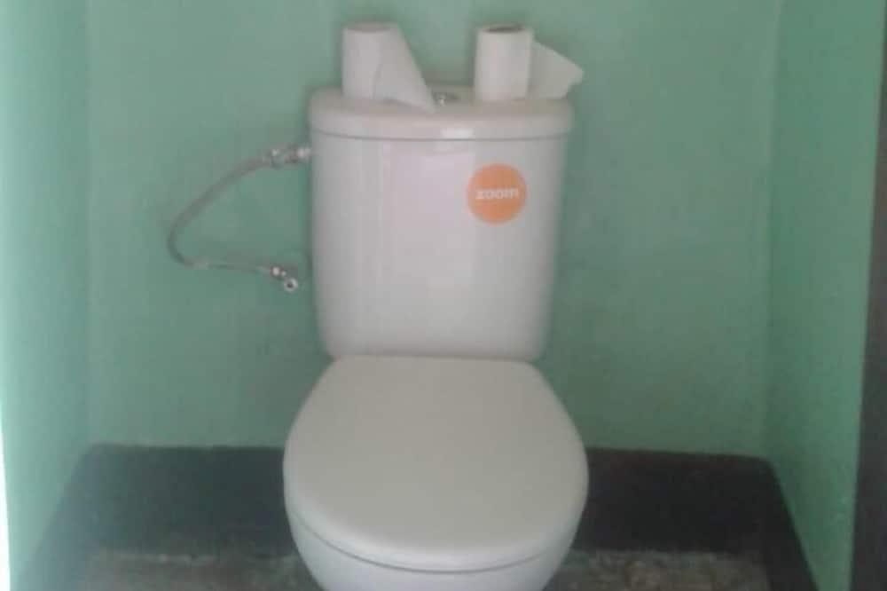 Deluxe-Zelt - Badezimmer