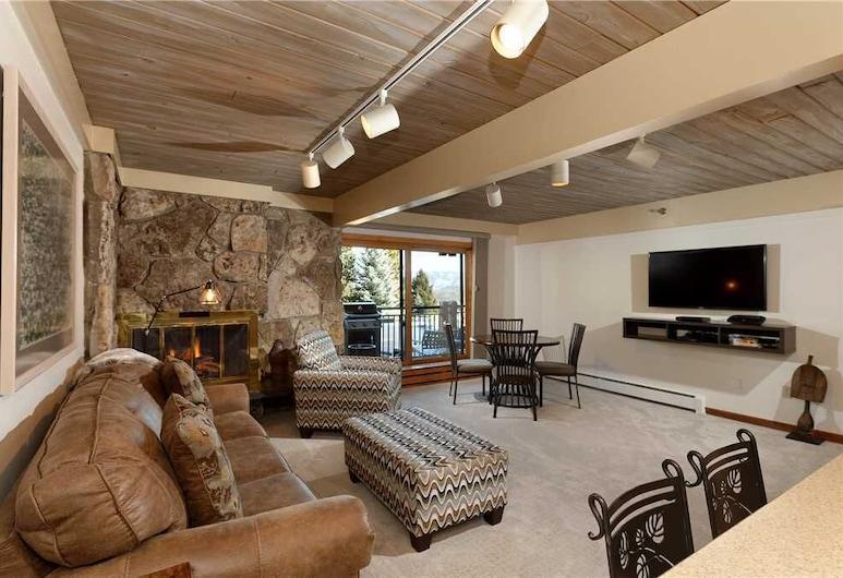 Stonebridge Condominiums, Snowmass Village, 1 Bedroom 1 Bath Deluxe, Living Area