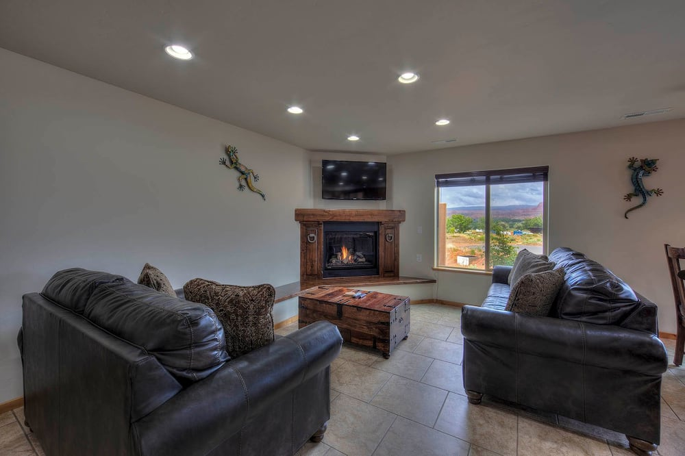 Townhome - Living Area